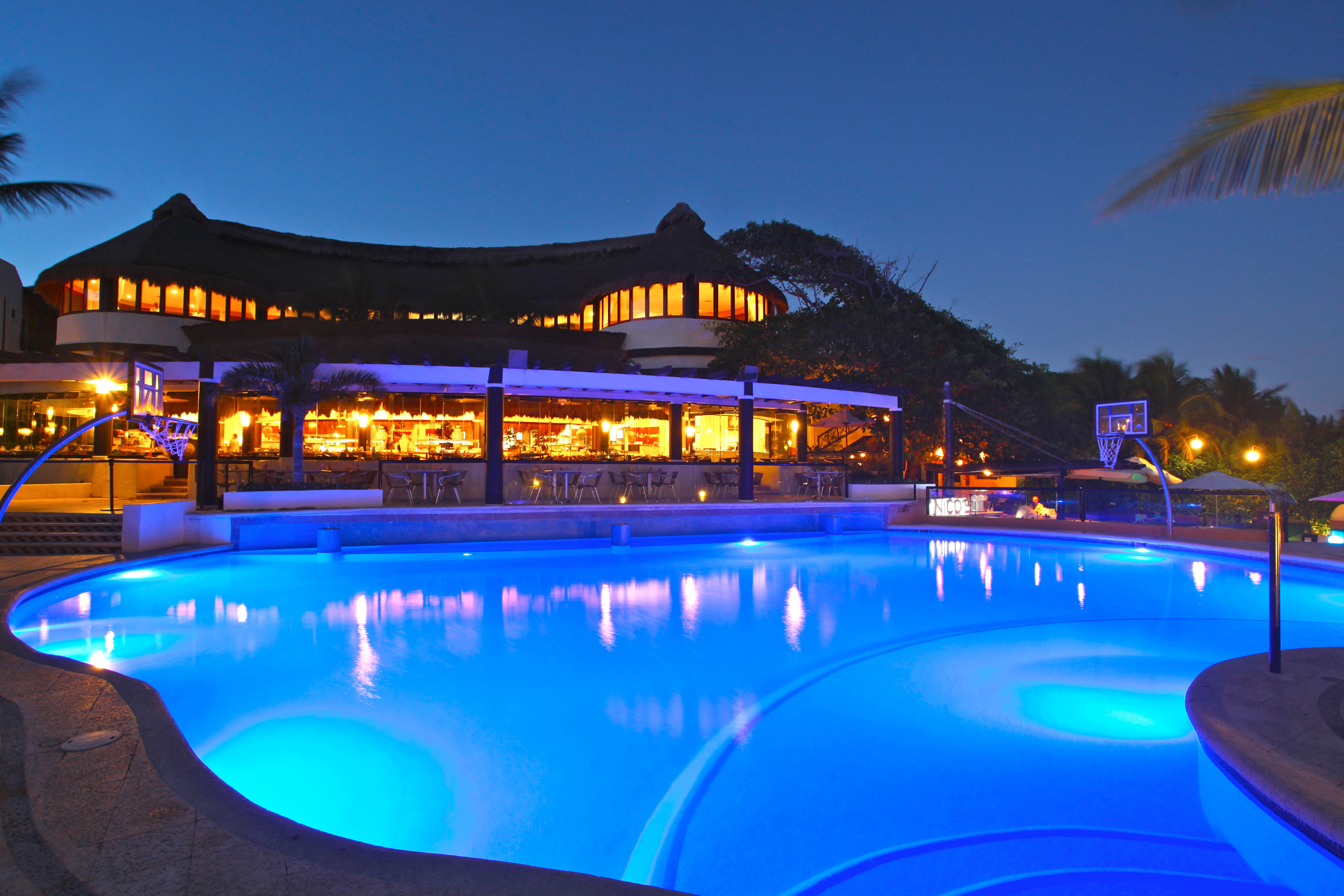 Hotel The Reef Playacar All Inclusive Beach Resort